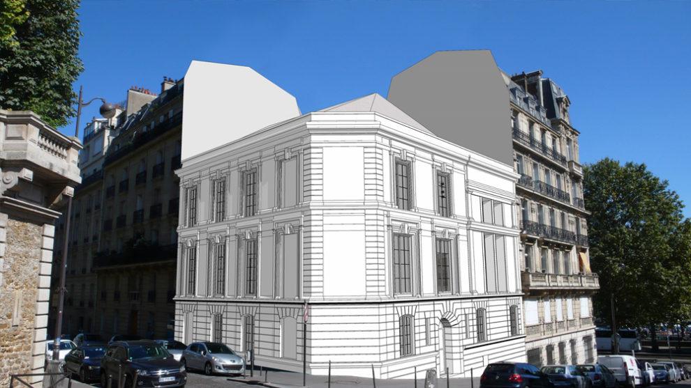 Étude et documentation pour la recherche du patrimoine architectural