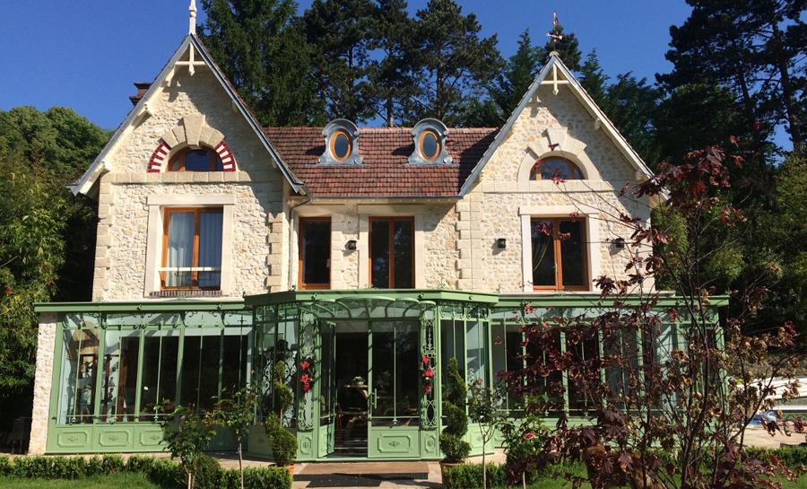 Rénovation et construction d'une véranda à Champagne sur Oise