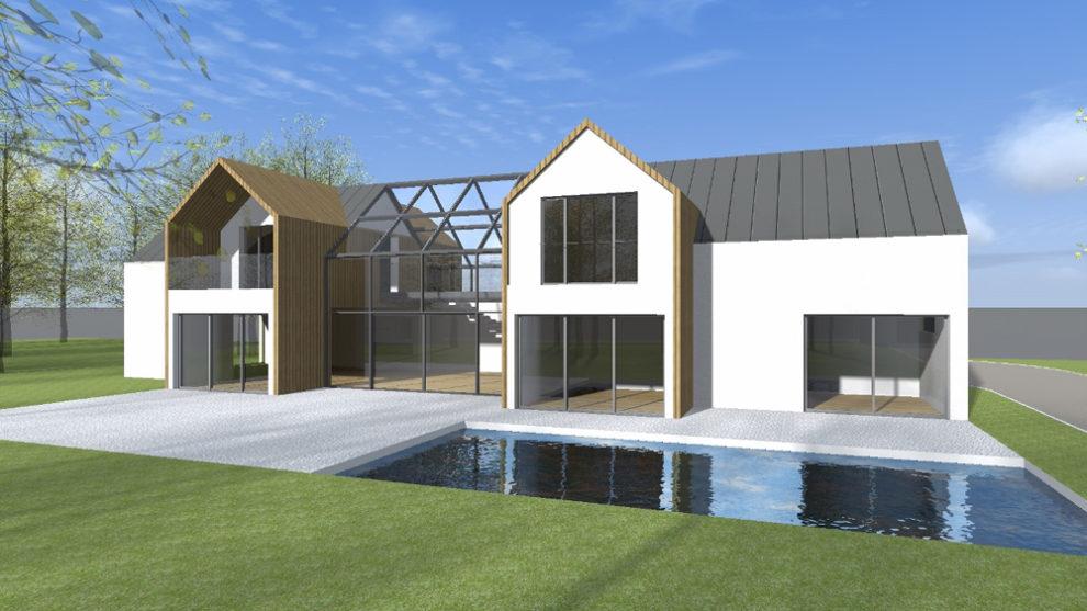 Architecte pour les particuliers, construction et rénovation de maison individuelle